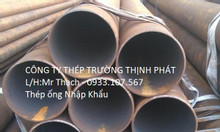 D1 ống sắt phi 76, thép ống đúc phi 76mm, ống thép hàn đen phi 76
