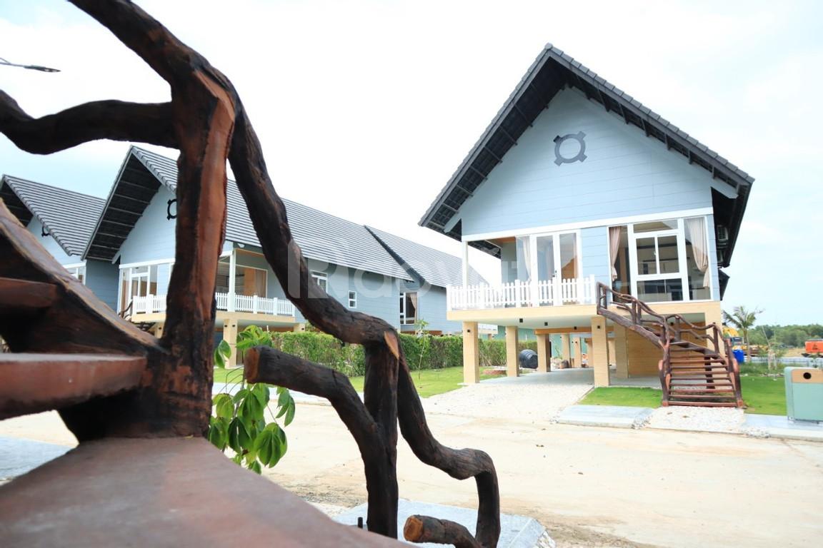 Ưu đãi tại biệt thự Eco Villa Bình Châu, SHR sở hữu lâu dài