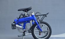 Xe đạp gấp cho mẹ và bé