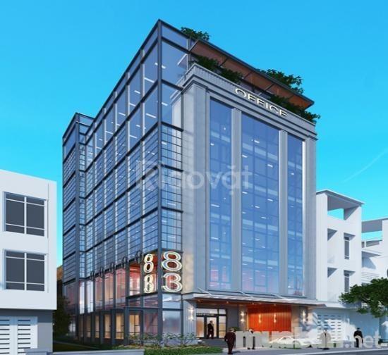 Cho thuê gấp tòa nhà 500m2 x 8 tầng mới Hoàn Kiếm