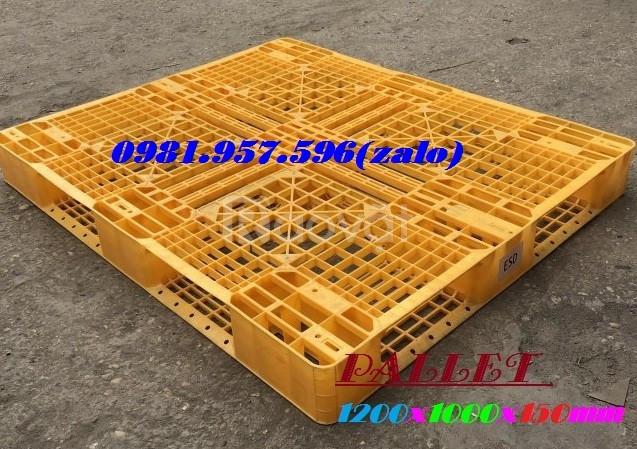 Tấm lót sàn, pallet nâng hàng, pallet nhựa giá tốt