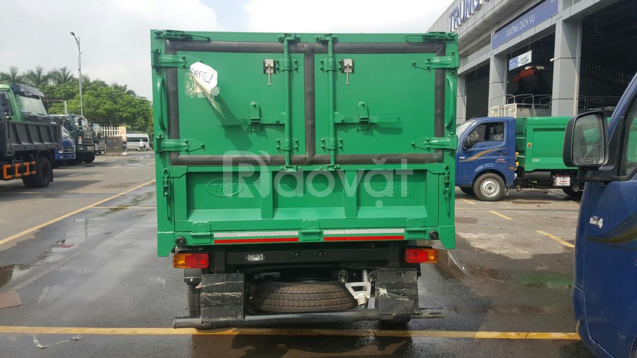 Xe tải chở rác tata 2019
