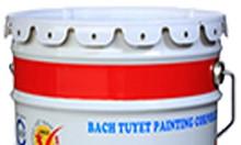 Bán sơn dầu Bạch Tuyết giá rẻ cho công trình ở Sài Gòn