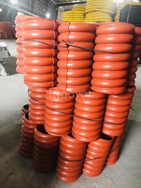 Cung cấp ống nhựa xoắn luồn cáp điện ngầm