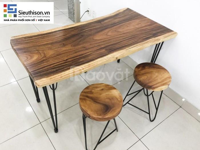 Cần tìm công ty thi công sơn gỗ uy tín, chất lượng