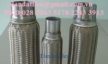 Xuất kho:ống mềm dẫn hoá chất-khớp chống rung-khớp nối mềm nối bích.