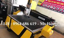 Máy cắt quảng cáo 1325, máy cnc 1 đầu cắt gỗ công nghiệp giá rẻ
