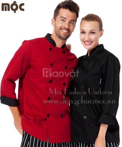 Xưởng may áo bếp đồng phục giá rẻ tại TP.HCM