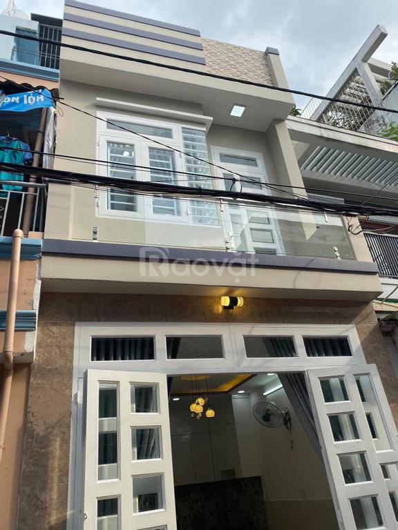 Nhà chính chủ ngay chợ Hạnh Thông Tây, đường Quang Trung Gò Vấp