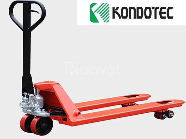 Xe nâng tay Kondotec 2500kg, 3000kg nhật