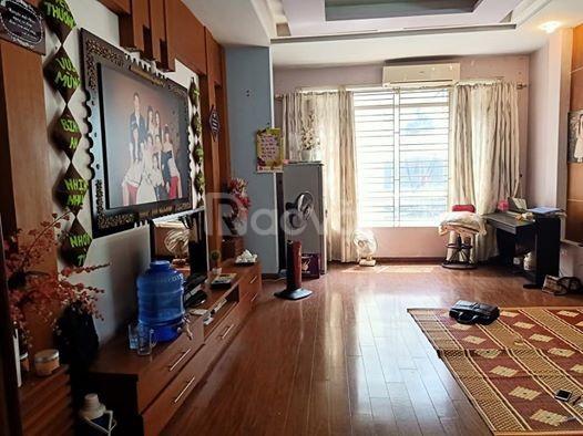 Bán nhà 5 tầng, Gara, phố Liễu Giai – Văn Cao, lô góc, 5.48 tỷ