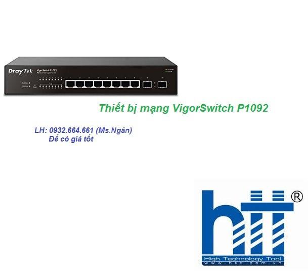 Thiết bị mạng VigorSwitch P1092