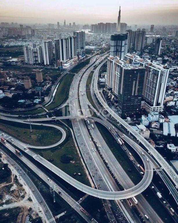 Dự án căn hộ trung tâm quận 2 đường song hành Mai Chí Thọ