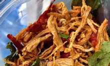 Khô gà lá chanh heomi foods