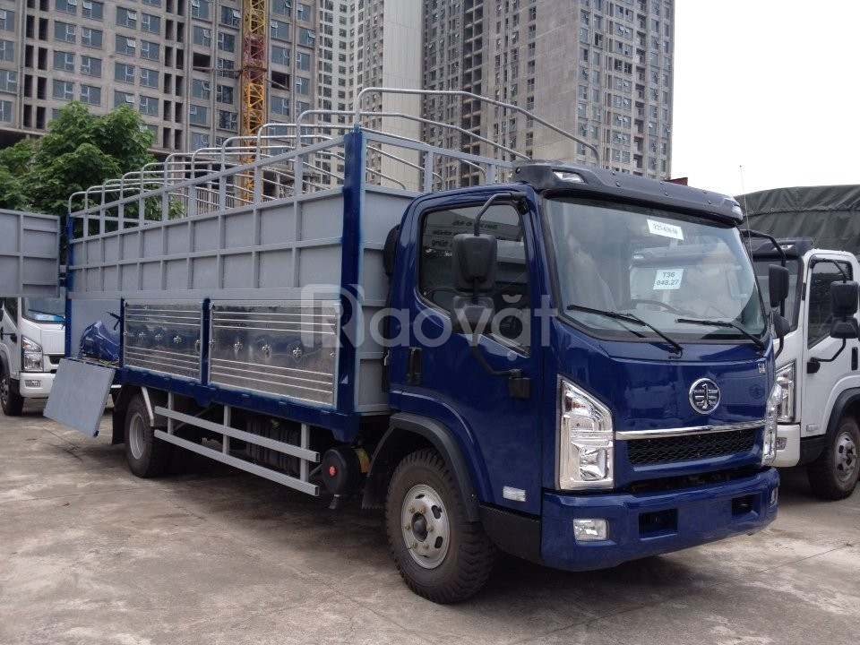 Xe tải Faw 7t3 thùng dài 6m2