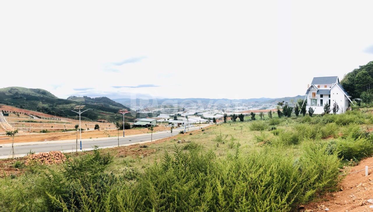 Đất nền biệt thự dư án đất nền langbiang thị trấn Lạc Dương