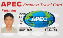 6 lợi ích không tưởng mà thẻ APEC mang lại