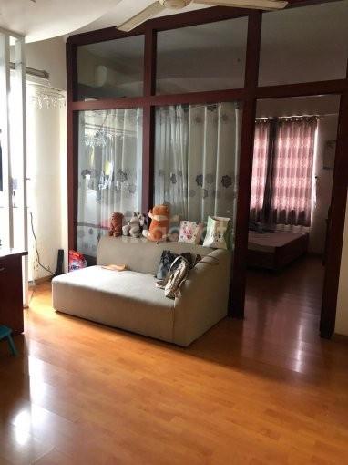 Bán căn hộ 121m2 khu An Sinh, 3PN, 2WC, full đồ, tầng đẹp