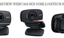 Review thiết bị hội nghị Logitech B525
