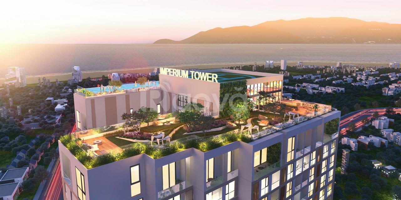 Biệt thự trên không Imperium Tower ra mắt thu hút đầu tư