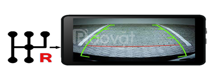 Camera hành trình VietMap A50 - Ghi hình trước sau