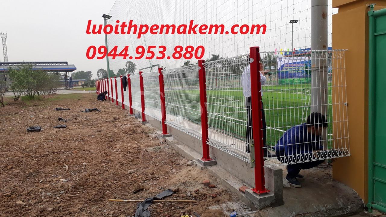 Hàng rào lưới thép, hàng rào mạ kẽm, hàng rào sơn tĩnh điện, hàng rào