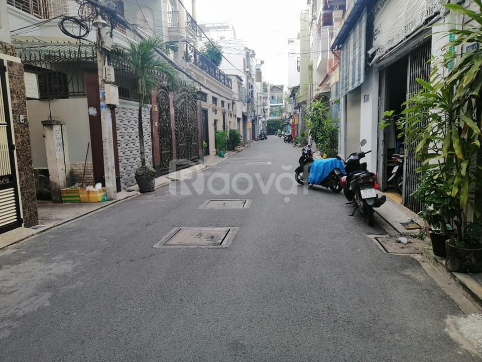 Bán nhà Nguyễn Thái Bình, P12, Tân Bình, 80m2, HXH, giá chỉ 13,2 Tỷ.