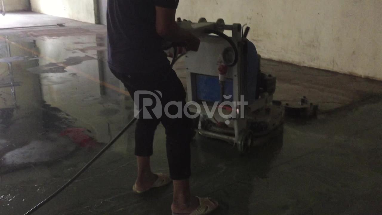 Mài đánh bóng sàn bê tông tại Đà Nẵng - BTMBAOLONG