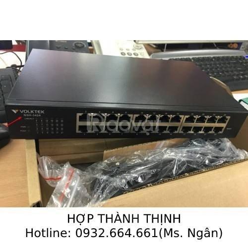 Bộ chuyển mạch Switch Voltek NSH 3424