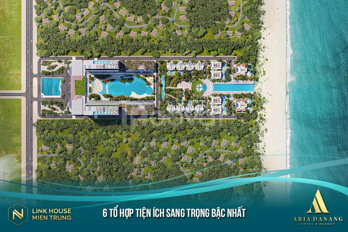 Đầu Tư Aria Đà Nẵng hotels & resorts hay soleid ánh dương Đà Nẵng