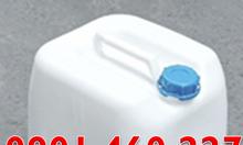 Thùng chứa hóa chất 20 lít, 25 lít, 30 lít, can nhựa, vỏ can nhựa 20L