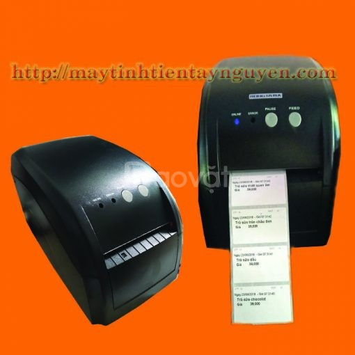 Cung cấp máy in tem trà sữa tại Bình Định chính hãng