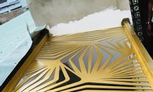 Ánh sáng nghệ thuật từ mặt dựng CNC trang trí giếng trời
