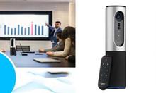 Webcam Logitech Connect giải pháp cho phòng họp hội nghị nhỏ