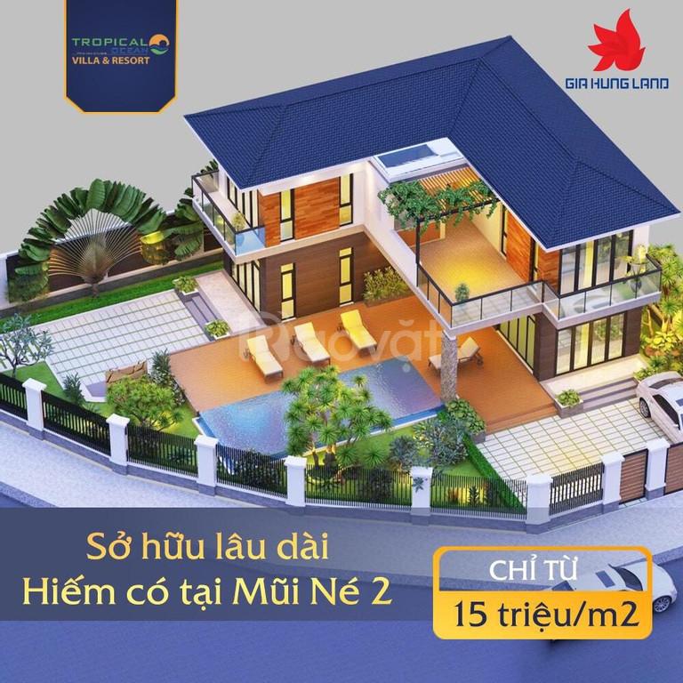 Sở hữu ngay biệt thự biển Tropical Ocean Villa & Resort, giá hấp dẫn