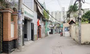 Bán nhà hẻm nhựa 5m đường Trần Đình Xu, P.Nguyễn Cư Trinh, Q1
