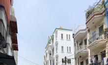 Bán toà nhà 1 hầm 5 lầu mặt tiền đường Trần Bình Trọng, Q Bình Thạnh.
