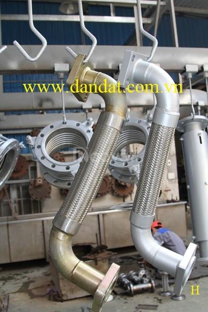Chọn khớp nối mềm inox, khớp giãn nở DE-100, khớp co giãn DE200 (ảnh 8)