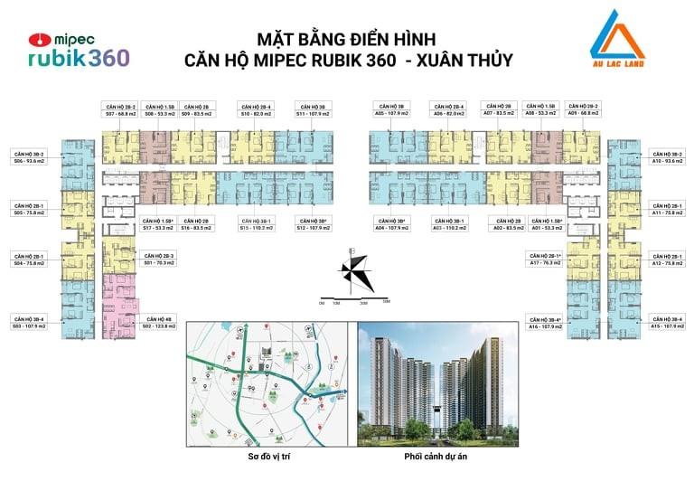 Nhận giữ chỗ căn hộ Mipec Xuân Thủy Cầu Giấy  - Giá trực tiếp CĐT