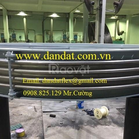 Chọn khớp nối mềm inox, khớp giãn nở DE-100, khớp co giãn DE200 (ảnh 4)