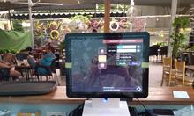 Trọn bộ máy tính tiền Pos cho quán Cafe tại Thủ Đức