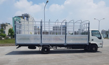 Xe tải isuzu 1t9 thùng 6m2 chuyên chở ống thép
