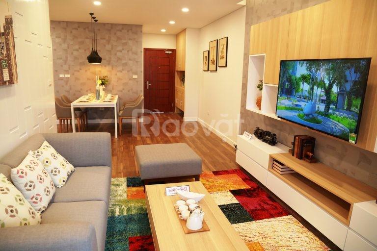 Bán căn hộ 2 ngủ đẹp nhất dự án TNR Goldmark City