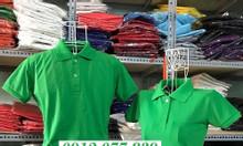 Xưởng may áo thun poly thái cổ trụ đồng phục