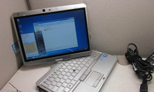 Laptop HP elitebook 2740p i5 4G 12.5in Cảm ứng xoay 360 gập