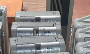 Thanh lý 40 máy hút ẩm hàng nhật xuất  điện 220v