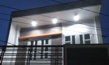 Nhà sát mặt tiền hẻm thẳng 4m đường Chế Lan Viên DT 4x12m 1 lầu