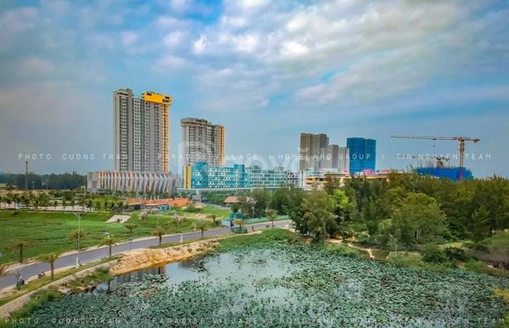 HomeLand Paradise - Mở bán phân khu mặt tiền sông Cổ Cò giá chỉ từ 19.