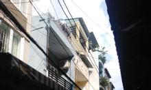 Bán nhà HXH Nguyễn Văn Đậu, P.5, Q. Bình Thạnh, 3.7 x 25 m, 1 trệt