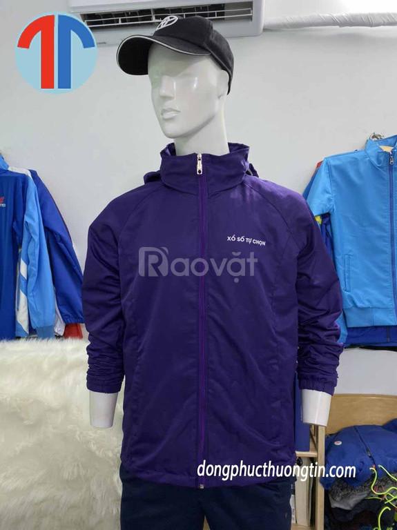 Xưởng may đồng phục áo khoác áo gió giá rẻ tại Đà Nẵng